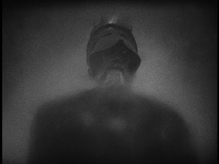 """Laurence Olivier as the Ghost in """"Hamlet"""" (1948)"""